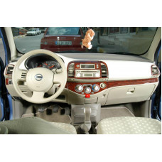Nissan Almera Sedan Maun Kaplama -2000-2003 arası 16 Parça