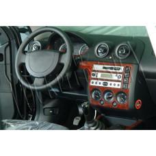Ford Fiesta Maun Kaplama 2002