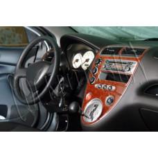 Honda Civic Type R Maun Kaplama 2001-2006 arası 6 Parça