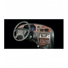 Mazda Pickup Maun Kaplama 1999-2006 12 Parça