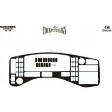 Mercedes 403 Maun Kaplama 1997-2000 arası 16 Parça