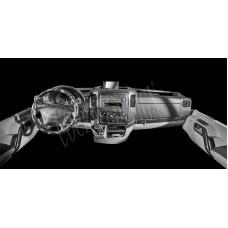Mercedes Sprinter Volt Crafter Karbon Kaplama 2006 üzeri 40 Parça