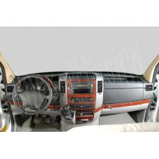 Mercedes Sprinter Volt Crafter Maun Kaplama 2006 üzeri 18 Parça