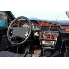 Mercedes 190 Maun Kaplama 1983-1993 arası 11Parça