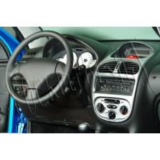 Peugeot 206 Alüminyum Kaplama 2001-2010 arası 10 Parça