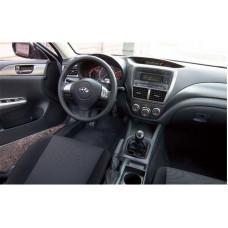 Subaru impreza Maun Kaplama 2007 22 Parça