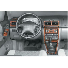 Subaru Forester Maun Kaplama 1997-2007 13 Parça