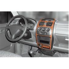 Suzuki Wagon R Maun Kaplama 2000-2002 arası 3 Parça
