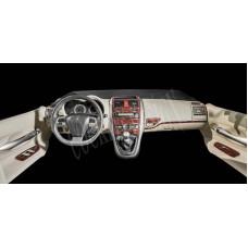 Toyota Auris Maun Kaplama 2008 üzeri 21 Parça