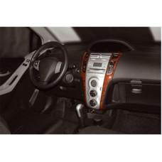 Toyota Yaris Maun Kaplama 2005-2009 arası 2 Parça