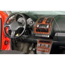 Volkswagen Polo Maun Kaplama 1999-2001 16 Parça