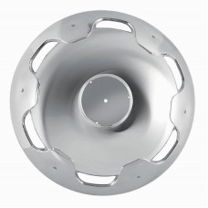 """22.5 """"Travego Model Stainless Wheel Cover"""