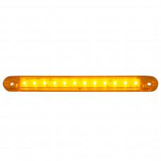 12 Ledli dekoratif Led lamba Sarı